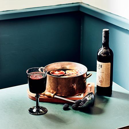 BDX & Berry Mulled Wine